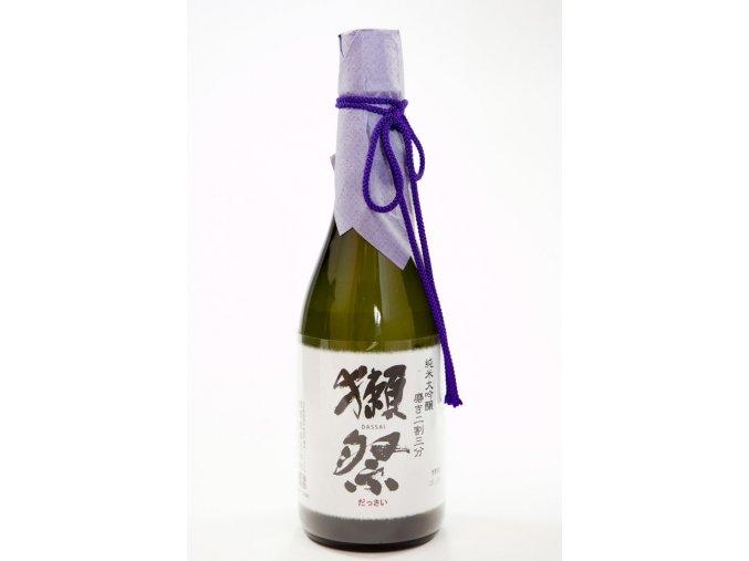 Asahi Shuzo Dassai Junmai Daiginjo 23% 300ml