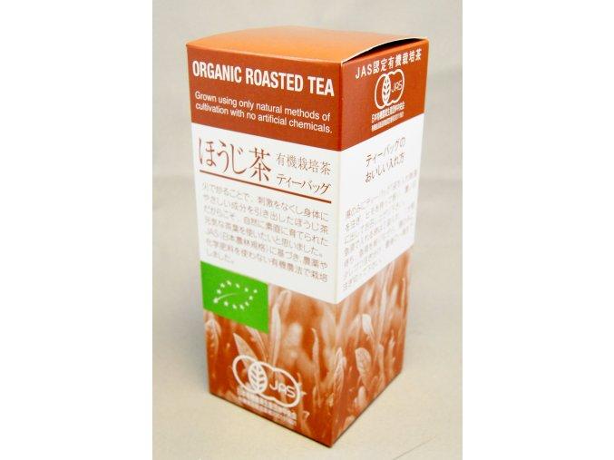 Hamasa Shoten Bio Houjicha Tea Bag 20p