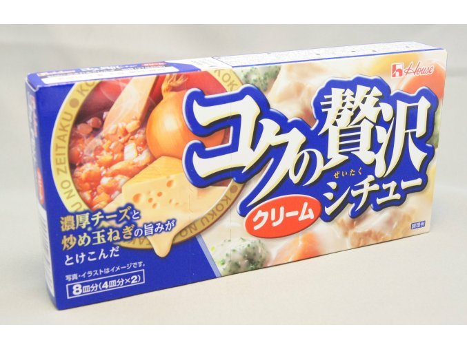 House Koku Stew Cream 140g