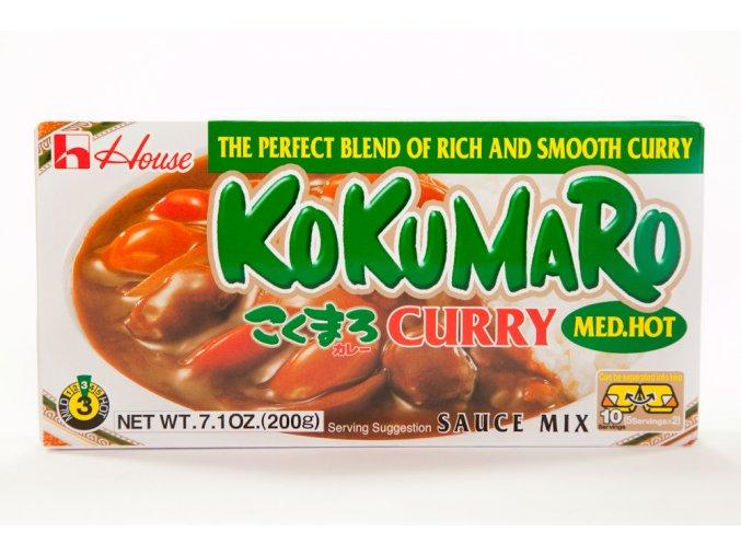 Kokumaro Curry Med Hot
