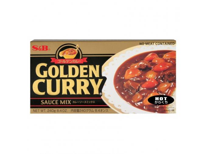 golden curry hot