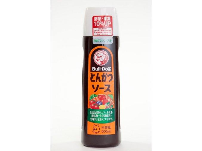 Bull Dog Tonkatsu Sauce 500mL