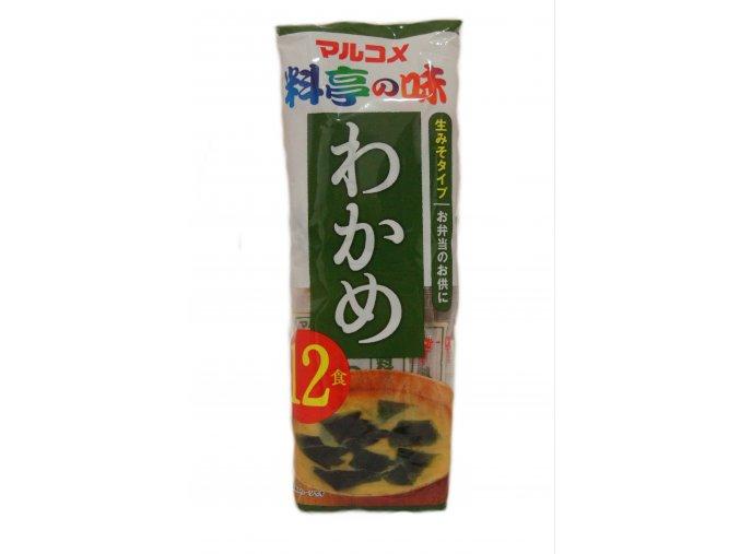 Marukome Wakame Miso Soup instantní miso polévka 250g