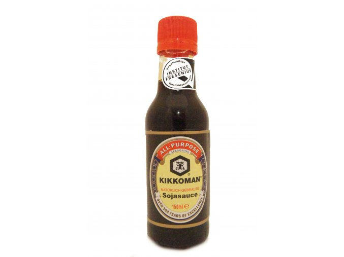 Kikkoman Shoyu 150ml - sójová omáčka