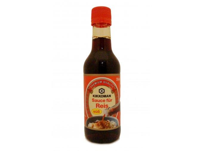 Kikkoman Sauce For Rice 250ml - sladká sójová omáčka