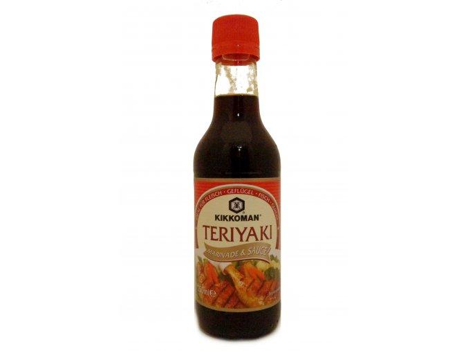 Kikkoman Teriyaki Sauce 250 ml - Teriyaki omáčka