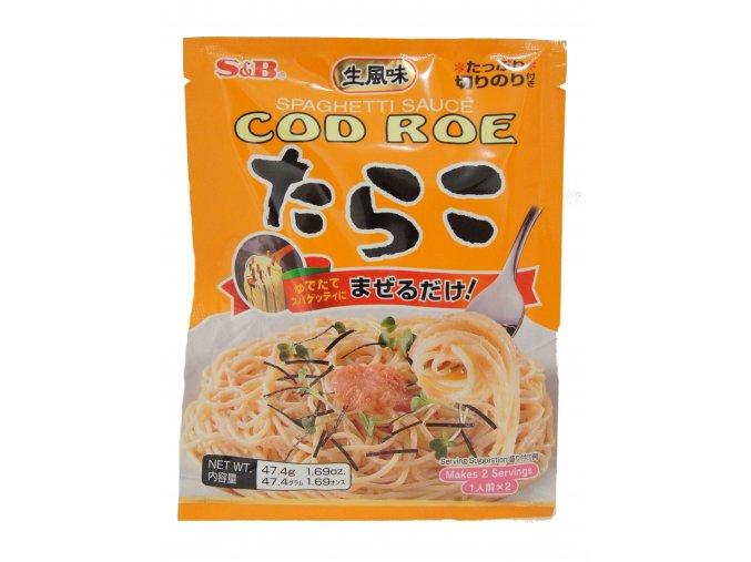 S&B Nama Fumi Spaghetti Sauce Tarako 47g