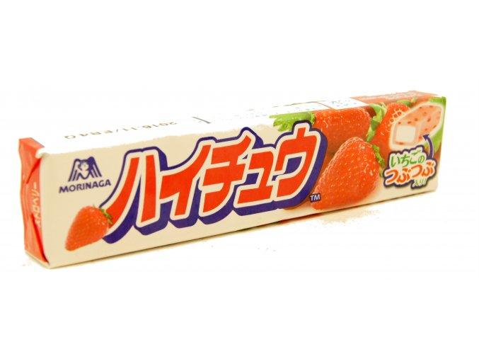 Morinaga Hi-chu Strawberry