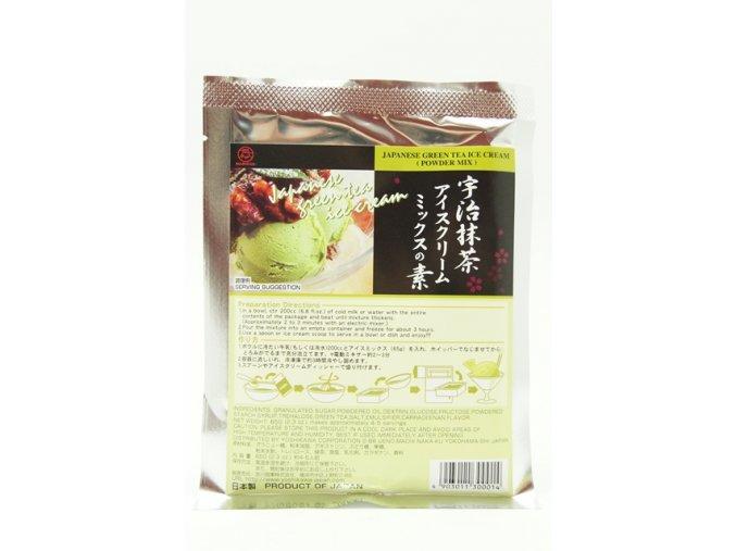 Matcha ice cream Mix 65g