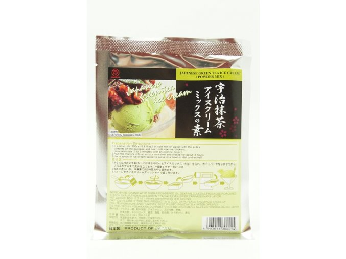 Matcha ice cream Mix 65g