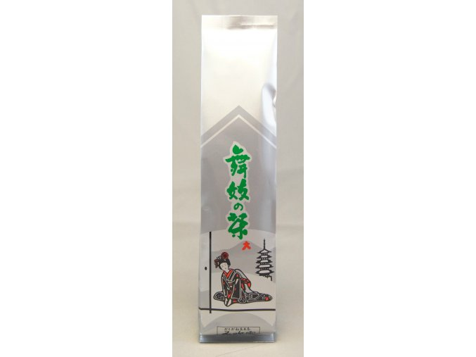 Maiko no Cha Genmaicha Hanafubuki 200g