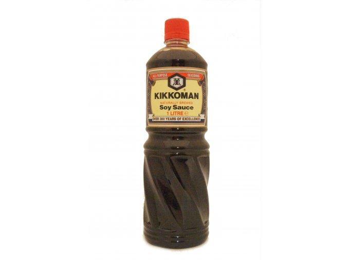 Kikkoman sójová omáčka 1 l