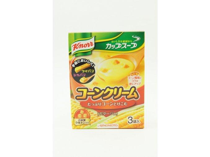 Knorr soup Corn Crem  3p