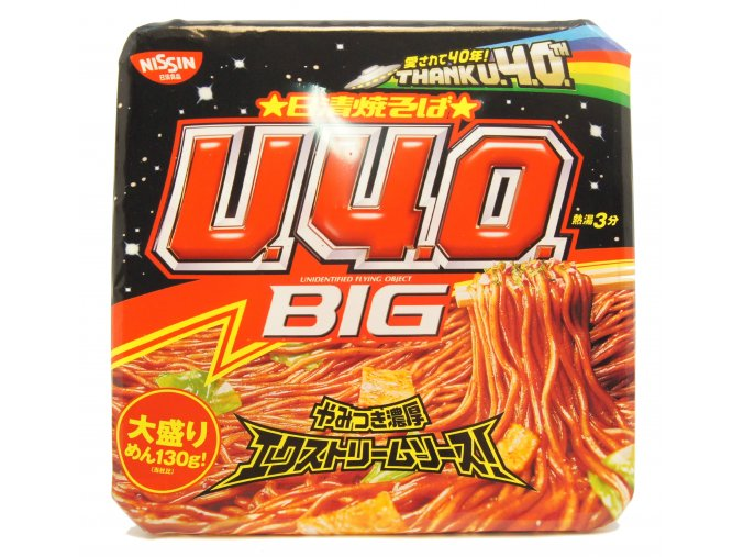 Nissin Yakisoba UFO Big 168g