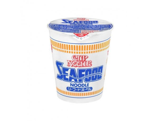 Nissin Cup Noodle Seafood 85g