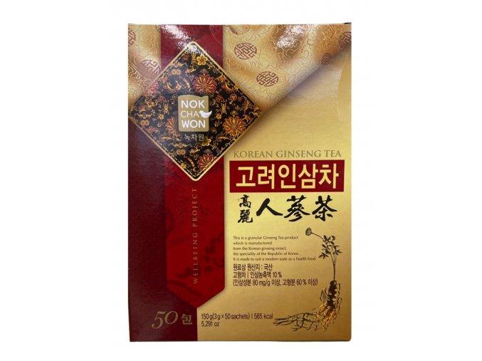 Geum Hong Premium Ginseng Tea 50p