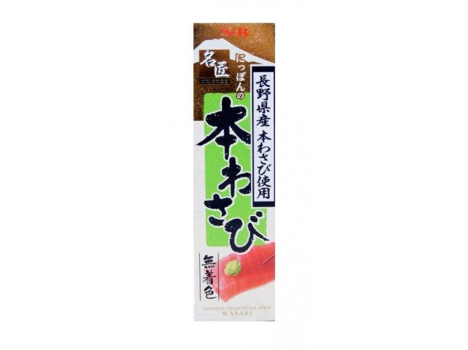 S&B Meisho Nippon no Hon Wasabi 33g