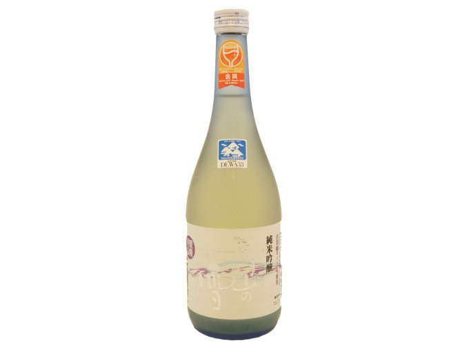 Gassan No Yuki Junmai Ginjo Sake rýžové víno 720ml