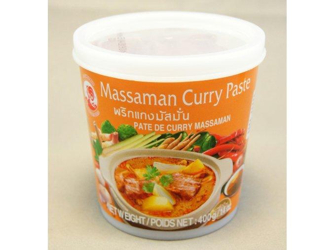 Cock Massaman Curry Paste 400g