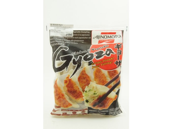 Ajinomoto Chicken and Vegetable Gyoza 600g (30p)