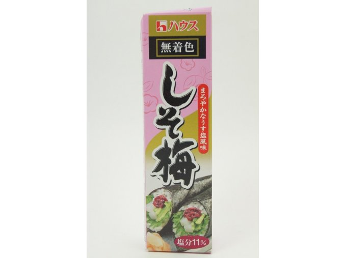 House Shiso Ume Paste 40g