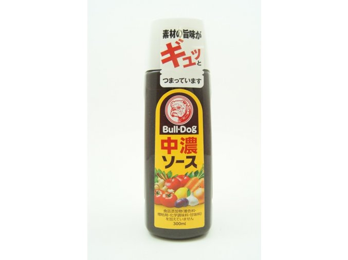 Bull Dog Chuno sauce 300ml