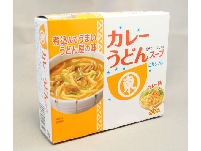 Curry Udon Soup 3p