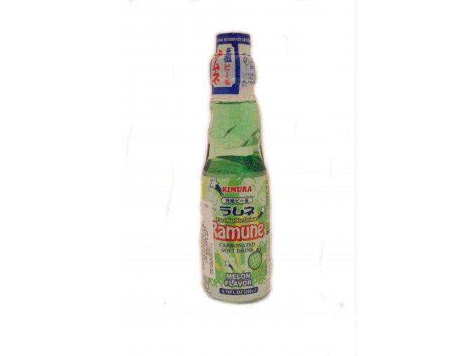 Kimura Ramune Melon 200 ml