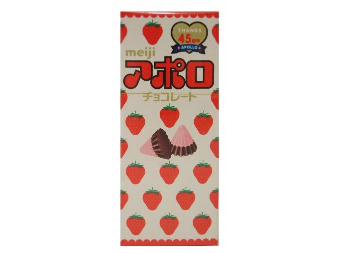 Meiji Apolo Ichigo 48g