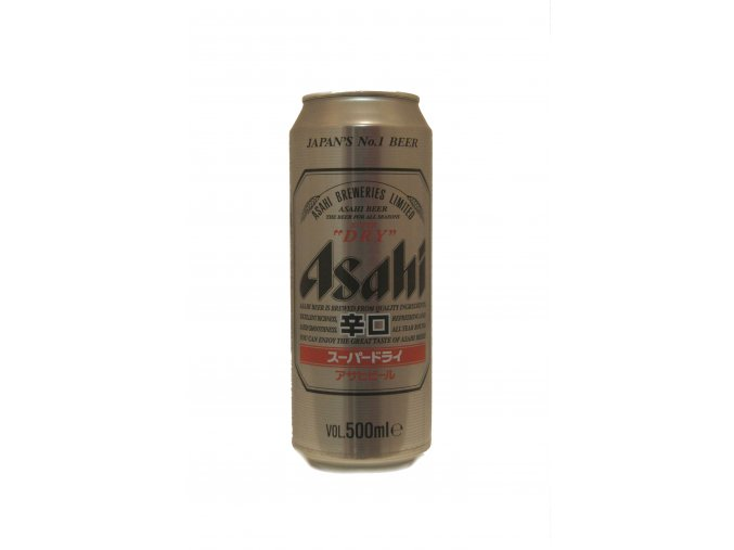 Asahi Super Dry Can 500ml