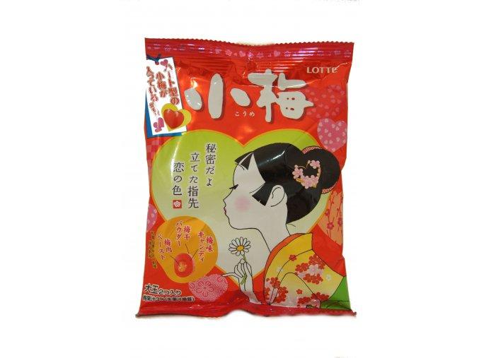 Lotte Koume Candy 68g