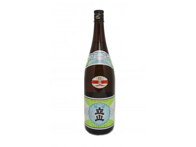 Tateyama Honjozo Ginmine 1,8L alkohol 15,5%
