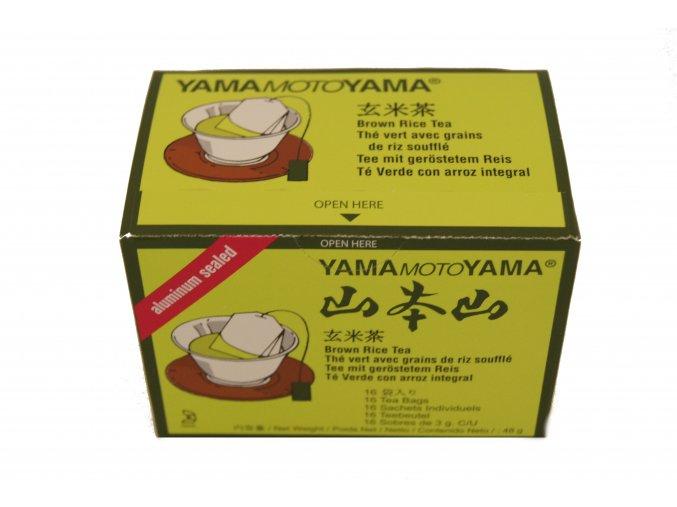 YMY Genmaicha Tea Bag 32g