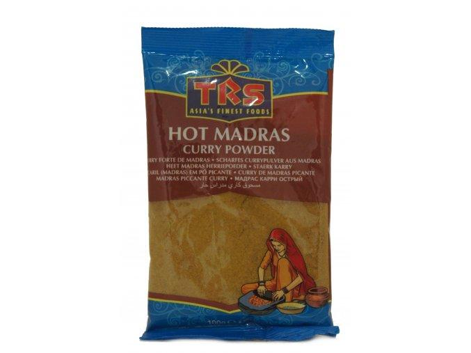 TRS Madras Curry Powder Hot 100g - koření kari