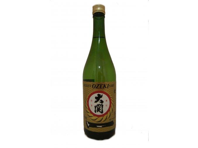 Ozeki Sake rýžové víno, 750ml