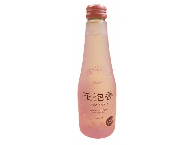Ozeki Hana Awaka rýžové víno, 250ml