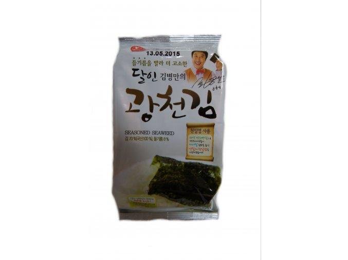 Kwang Cheon Seasoned Seaweed 4g