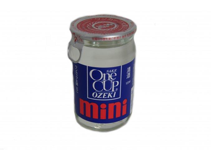 One Cup Ozeki Mini rýžové víno, 100ml