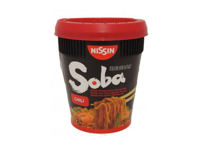 Nissin Soba Chilli