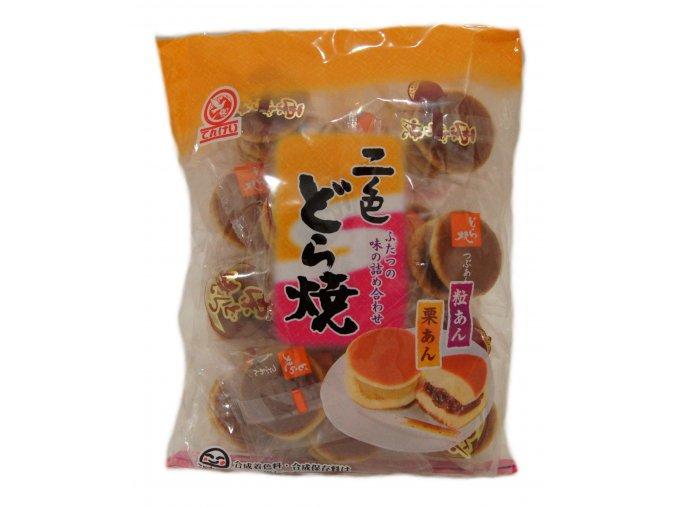 Tenkei Nisyoku Dorayaki 265g - japonské koláčky
