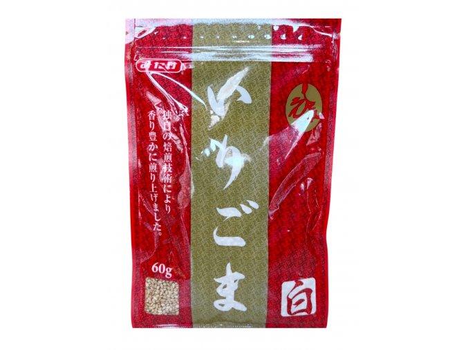 Mitake Iri Goma Shiro bílá sezamová semínka 45g