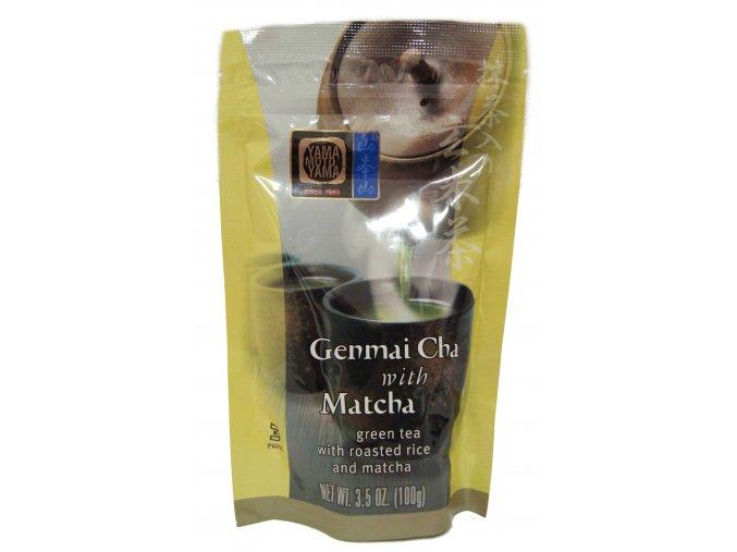 YMY Genmaicha with Matcha zelený čaj 100g