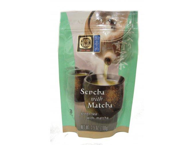 YMY Sencha with Matcha zelený čaj 100g