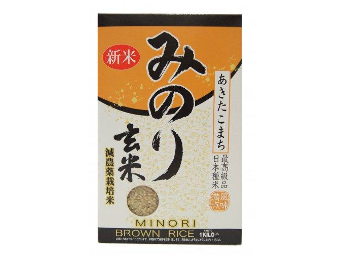 Minori Brown Rice 1kg