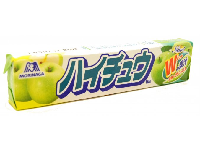 Morinaga Hi-chu Green apple