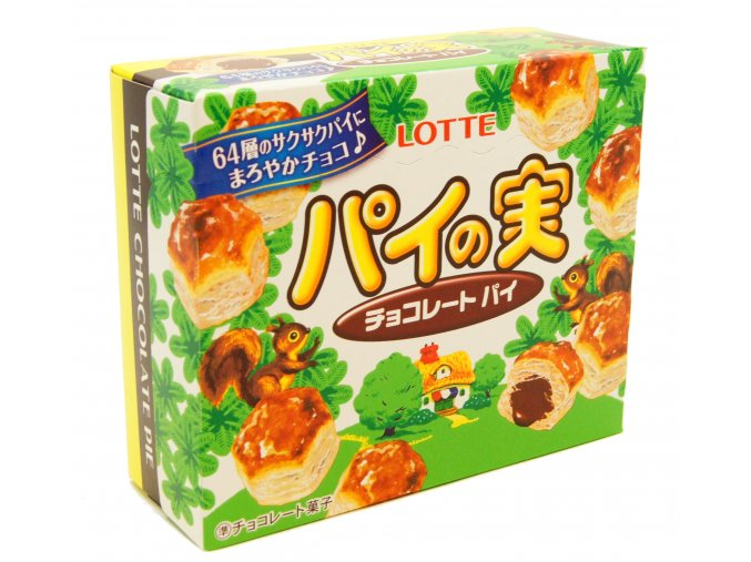 Lotte Pie no Mi