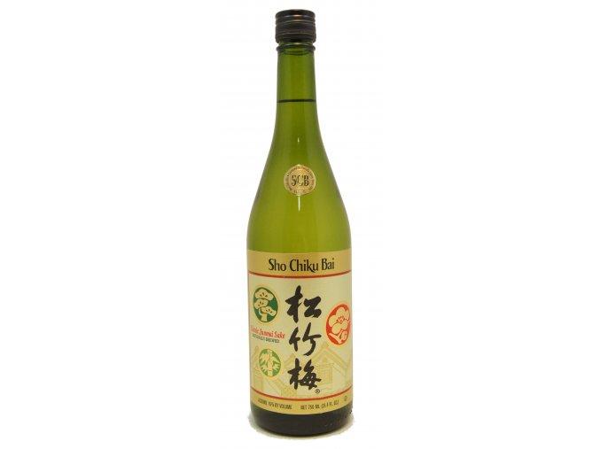 Takara Sho Chiku Bai Classic Junmai Sake 750ml