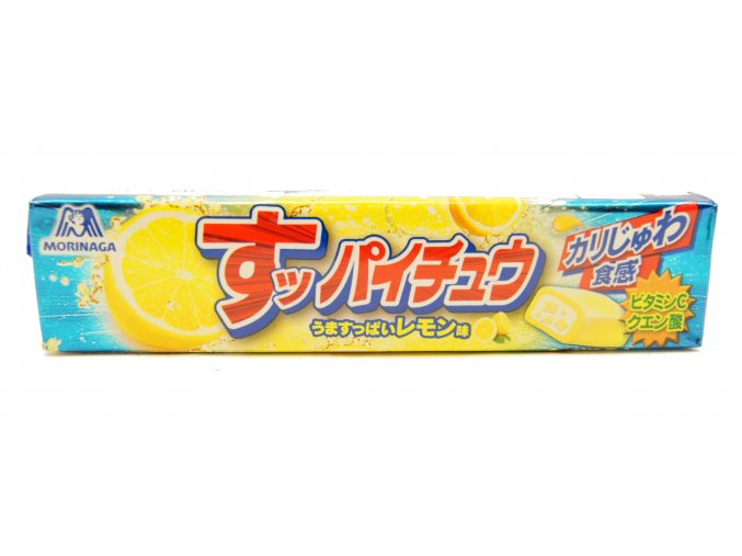 Morinaga Suppaichu Suppai Lemon