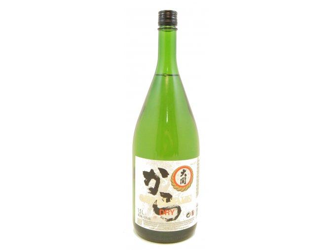 Ozeki Sake Dry rýžové víno, 1,5 l