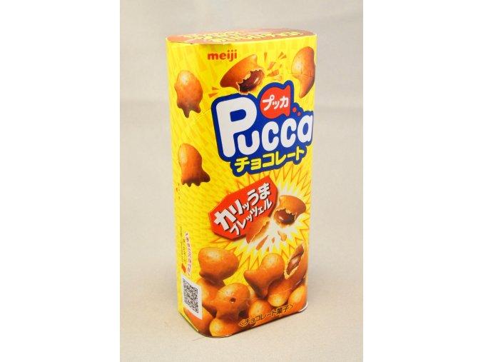 Meiji Pucca  Choco